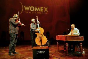 04 Pacora Trio na WOMEX archív