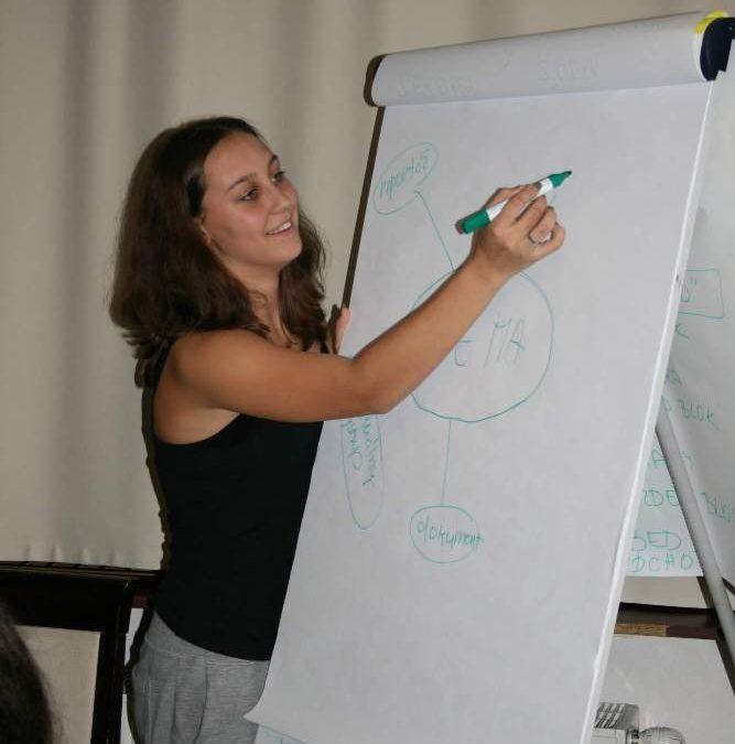 InformácieAktivizácia mladých ľudí v Žilinskom kraji