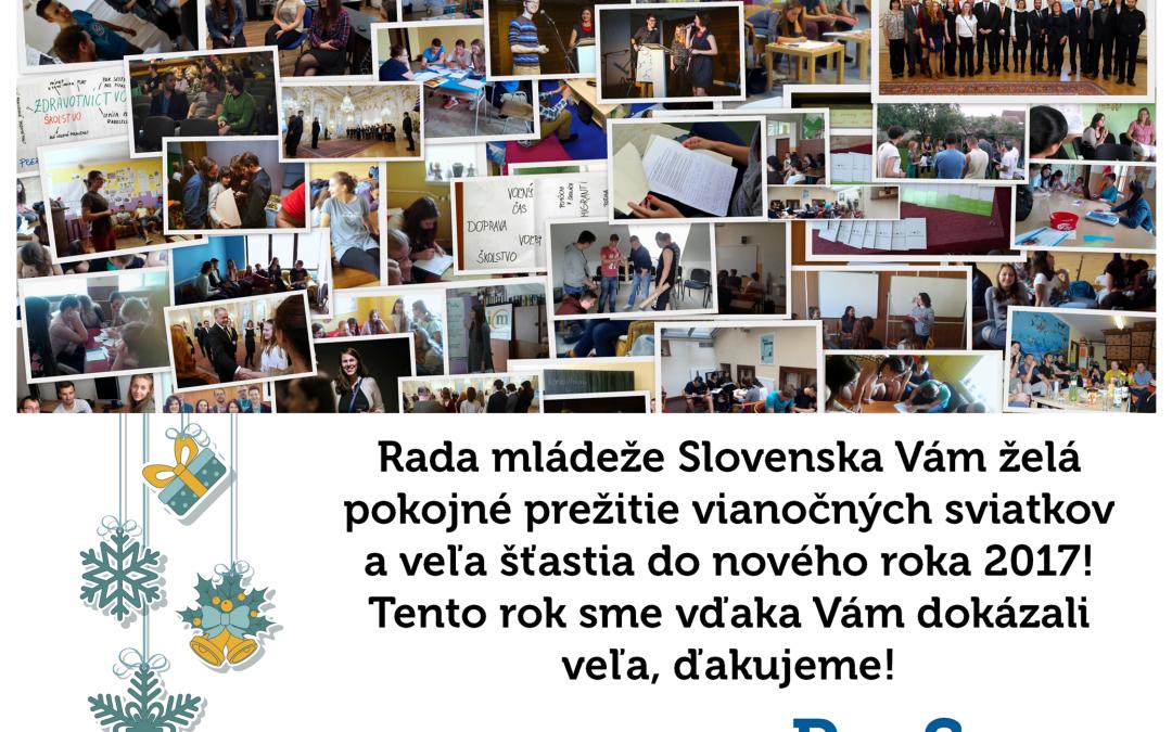 InformáciePF 2017 od Rady mládeže Slovenska