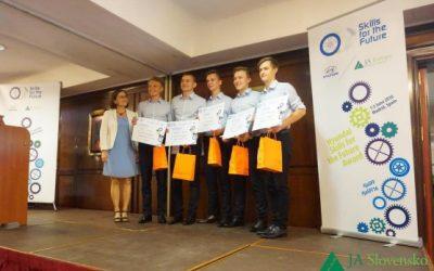 Študenti z Košíc na 2. mieste v európskej súťaži Skills for the Future