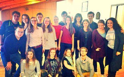 Seminár pre osobný rozvoj mladých lídrov