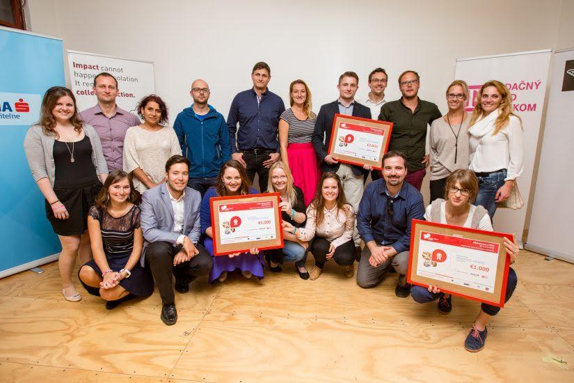 InformácieNárodné kolo Social Impact Award Slovensko už pozná svojich víťazov