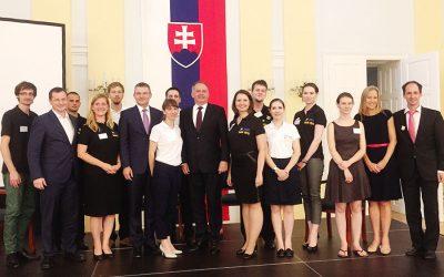 Nájdi odvahu meniť Slovensko apridaj sa kTeach for Slovakia