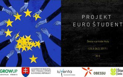 Projekt EURO Študent