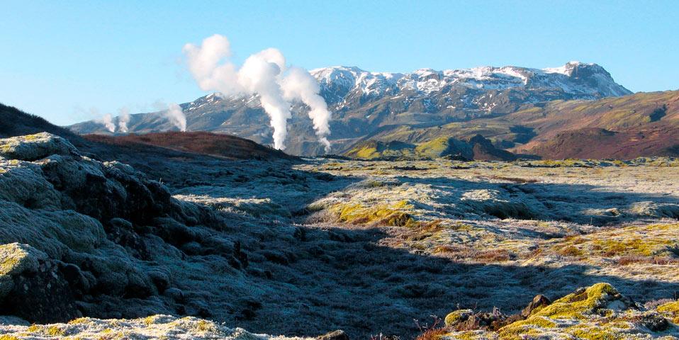 """PonukyProjekt """"Work & Fun in the South"""" na južnom Islande"""