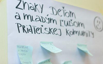 "Workshop na tému – ""Profesionálna spolupráca v komunite"""