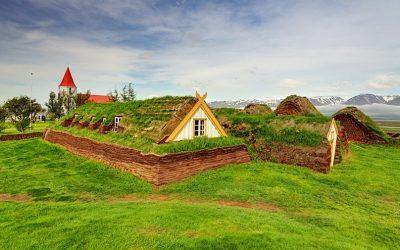 Výpomoc na farme na Islande
