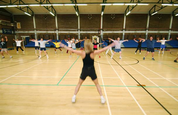 PonukyVýzva na zlepšenie vybavenia telocviční