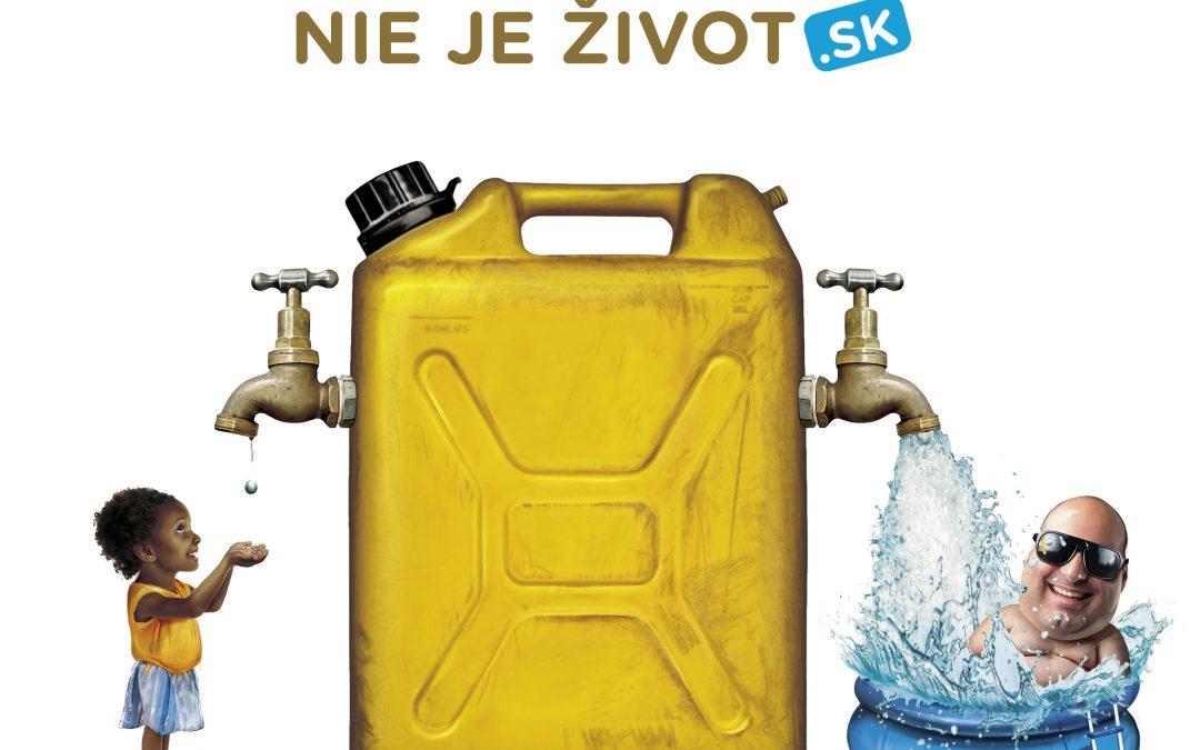 InformácieMimovládne organizácie upozornia na nedostatok vody