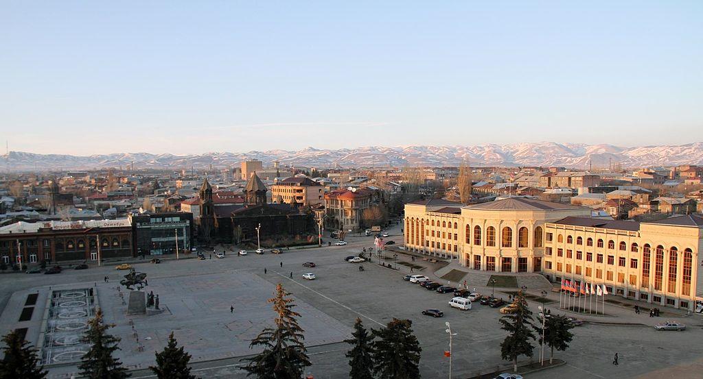 PonukyPráca s mládežou v Arménsku