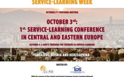 """Konferencia – """"Týždeň služobného vzdelávania v strednej a východnej Európe"""""""