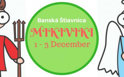 """MikiViki"" víkend"