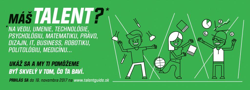 "PonukyProgram – ""Talent guide"""