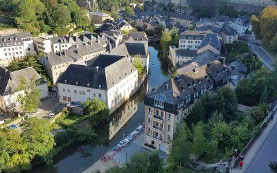 Ponuka stáže na Európskom dvore audítorov v Luxemburgu