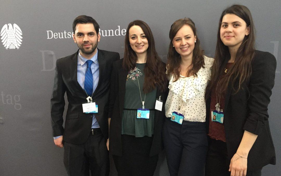 PonukyMedzinárodné parlamentné štipendium v nemeckom Spolkovom sneme