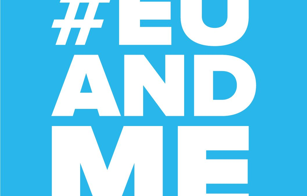 """PonukyInformačná kampaň Európskej únie – """"EUandME"""""""