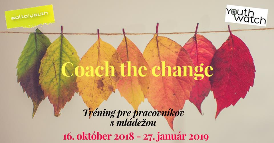 "PonukyProjekt – ""Coach the change"""
