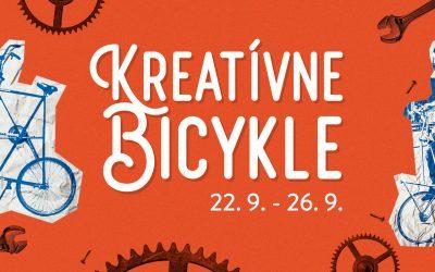 Workshop Kreatívne bicykle – príď si vyrobiť svoj vysnívaný bicykel!