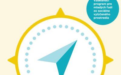 Metodická príručka Hrdinovia – Vzdelávací program pre mladých ľudí zo sociálne vylúčeného prostredia