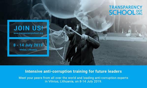 PonukyTransparency School 2019