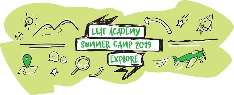 PonukyLEAF Academy Summer Camp