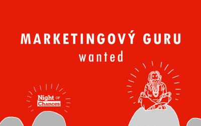 Hľadá sa marketingová manažérka alebo manažér pre Night of Chances