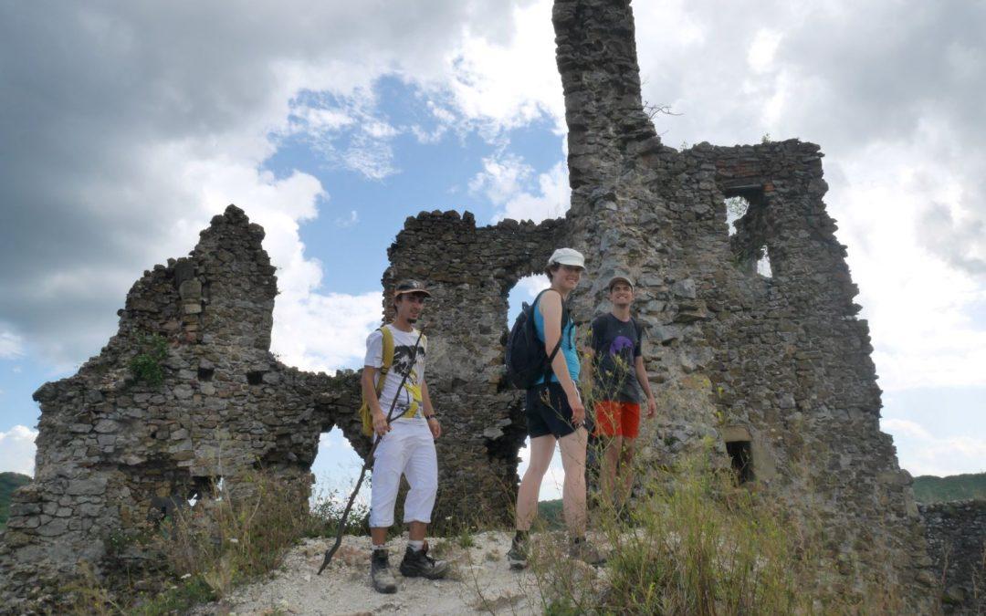 InformácieSlovenským hradom pomôžu dobrovoľníci zo zahraničia