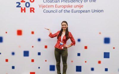 Mládežnícka konferencia k Európskemu dialógu s mládežou v Záhrebe