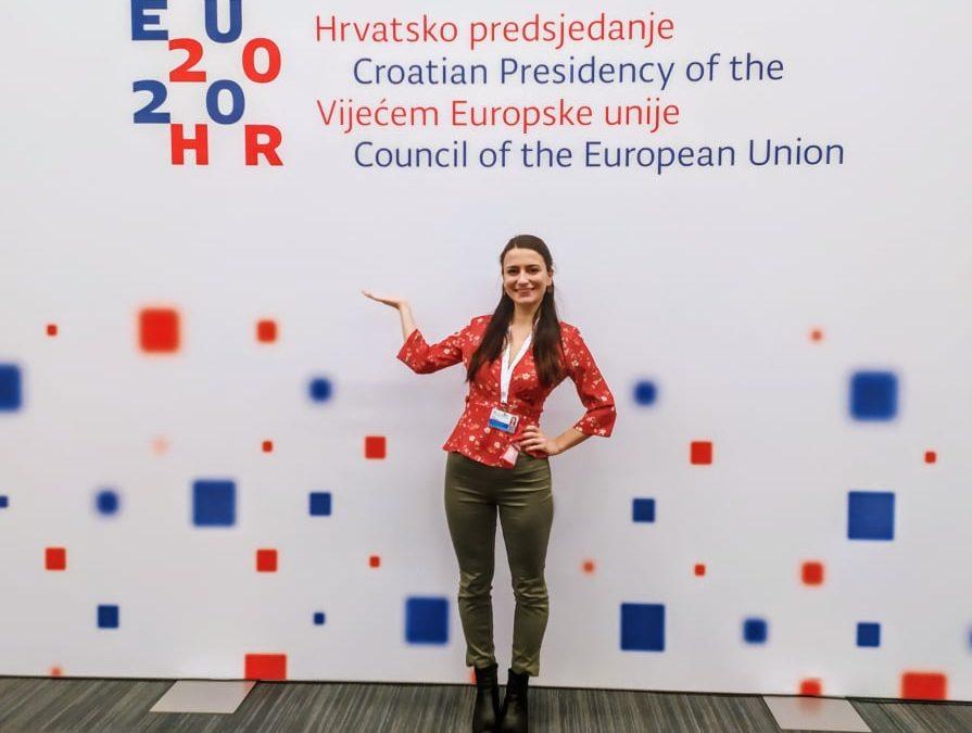 ProjektyMládežnícka konferencia k Európskemu dialógu s mládežou v Záhrebe