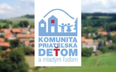 Nominácie na ocenenie Komunita priateľská deťom a mladým ľuďom za rok 2019