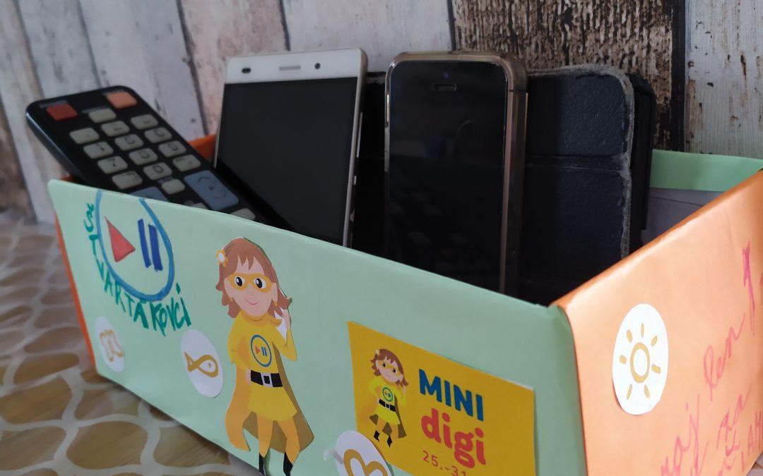 InformácieViac ako 1600 detí sa zapojilo do kampane MINIdigi